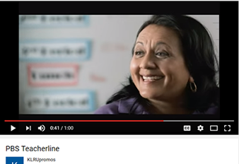 You Tube math teacher testimonial