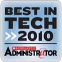 2010 Best in Tech Award